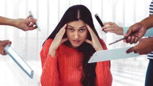 El estrés y las personalidades tipo A y tipo B